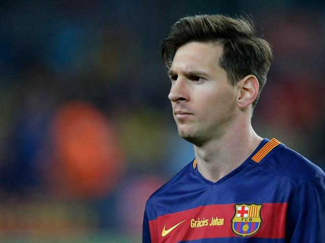 Messi was on Sunday accused by Spanish newspaper El Confidencial of creating a company with the aim of evading tax.