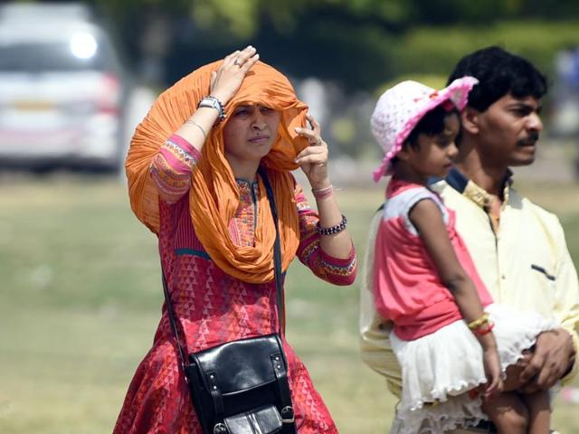It is just the beginning of the summer season but a heat wave has gripped most parts of India with the searing sun worsening the farm crisis in drought-hit Bundelkhand and Vidarbha, and forcing municipalities to ration water in Maharashtra and Madhya Pradesh.