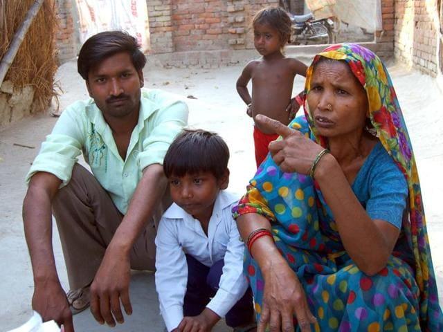 Woman,fake encounter,Kamta Pasi
