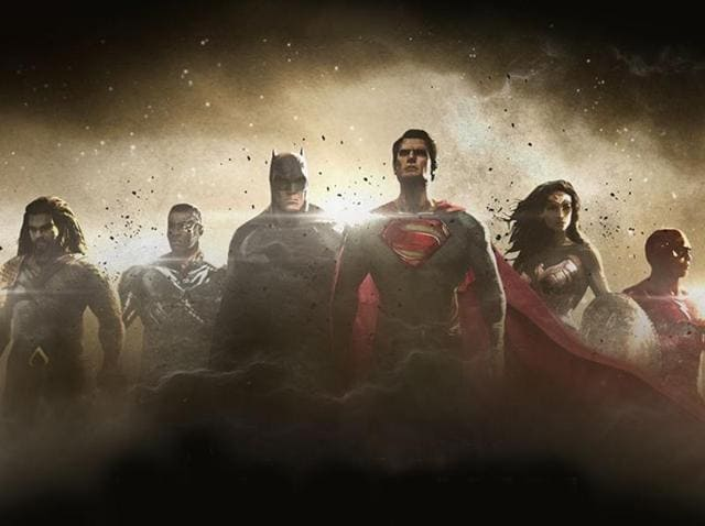 The Dawn of the Justice League.