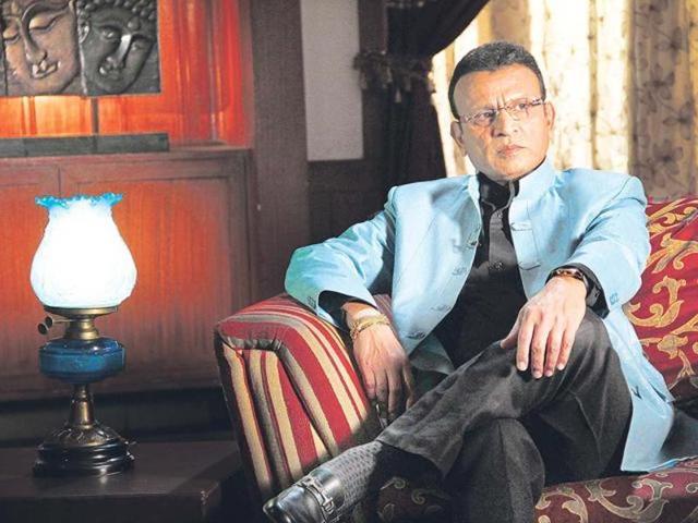 Annu Kapoor is a very popular host on radio. (HTPhoto)