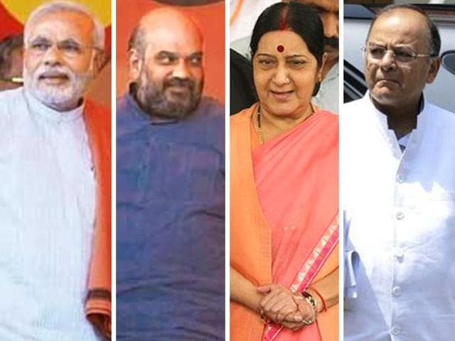 Led by Prime Minister Narendra Modi, the list of BJP leaders that will make an appearance in the Bengal polls includes external affairs minister Sushma Swaraj, finance minister Arun Jaitley, HRD minister Smiti Irani among others.