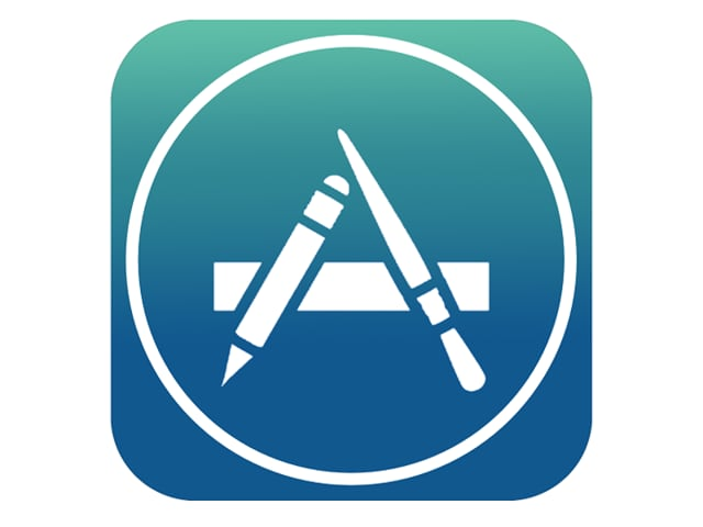 A list of the top paid and free iPhone and iPad apps on the App Store
