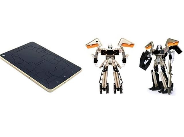 The Transformer's Special Edition Mi Pad 2 is a toy made the company to commemorate its birthday as it turns six years old on April 6, primarily made for Xiaomi fans in China