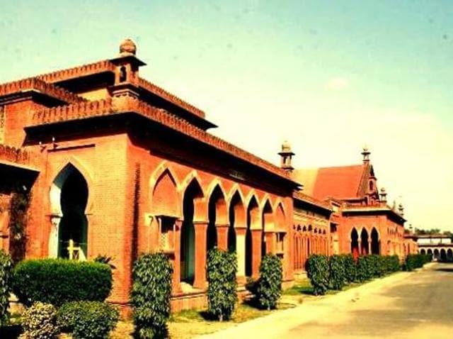 Aligarh Muslim University,Muslim,minority