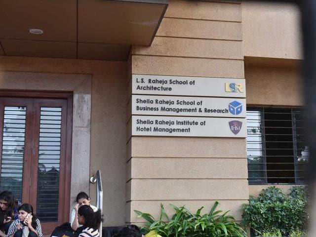MU,Mumbai,Raheja college