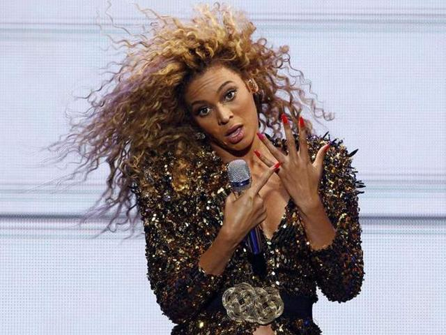 Beyonce caused a stir in February with her new song Formation, whose video was heavy in imagery from the Black Lives Matter protest movement including a scene in which police raise their hands up as if under arrest.