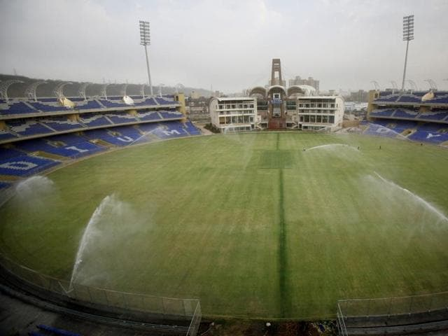 During the 2013 season of the IPL, 65 lakh litres of water was spent on maintaining pitches at three stadiums – Wankhede in Mumbai, DY Patil stadium in Navi Mumbai and Sahara in Pune district, says the PIL.