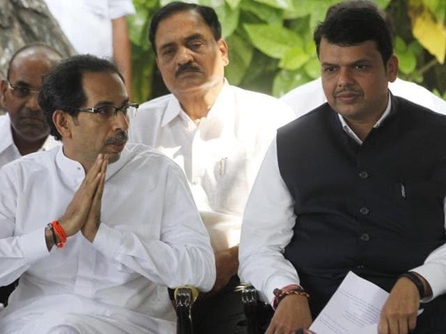 Shiv Sena,BJP,Shiv Sena resolution for Unified Maharashtra