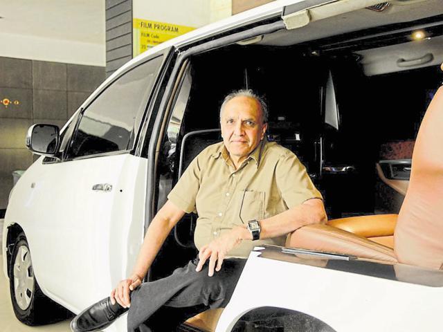 Car modifier Dilip Chhabria