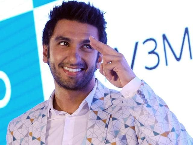 Ranveer Singh has a special plan in place for his IPL performance.