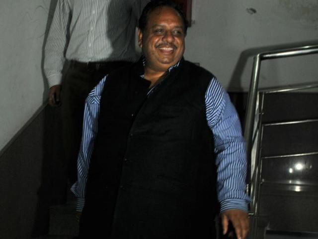 Phillaur legislator Avinash Chander