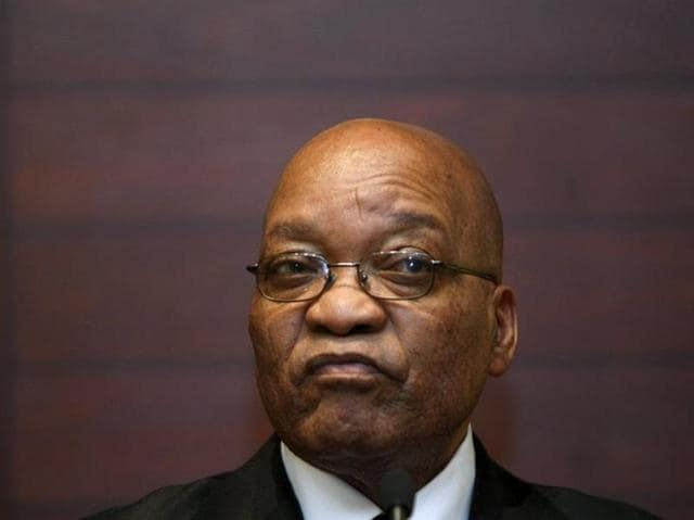 South Africa,Jacob Zuma,Zuma survives impeachment vote