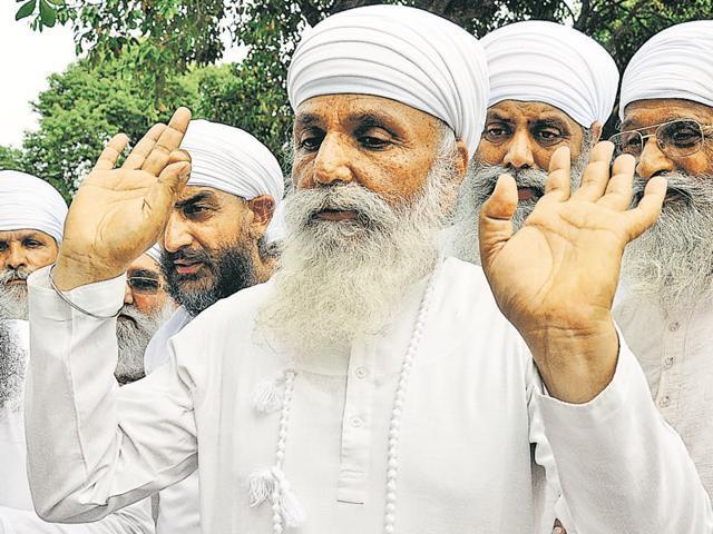 Namdhari sect head,Uday singh chand Kaur murder,Namdhari sect