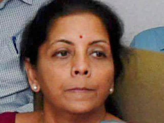 exports,commerce minister,Nirmala Sitharaman