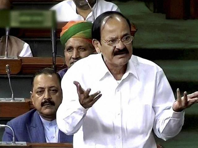Union Minister M Venkaiah Naidu on Tuesday  appeared to disapprove of the remarks made by Maharashtra Chief Minister Devendra Fadnavis and yoga guru Ramdev on those refusing to chant 'Bharat Mata ki Jai' and said they are views not authorised by the government through any order.