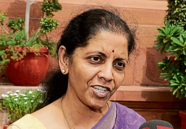 Commerce minister Nirmala Sitharaman said that the government is considering setting up of specified pharmaceutical zones.