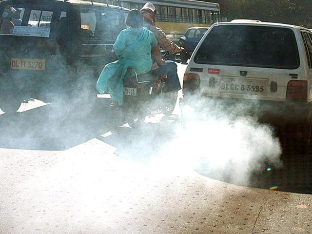 Odd-even,Delhi air,Road rationing