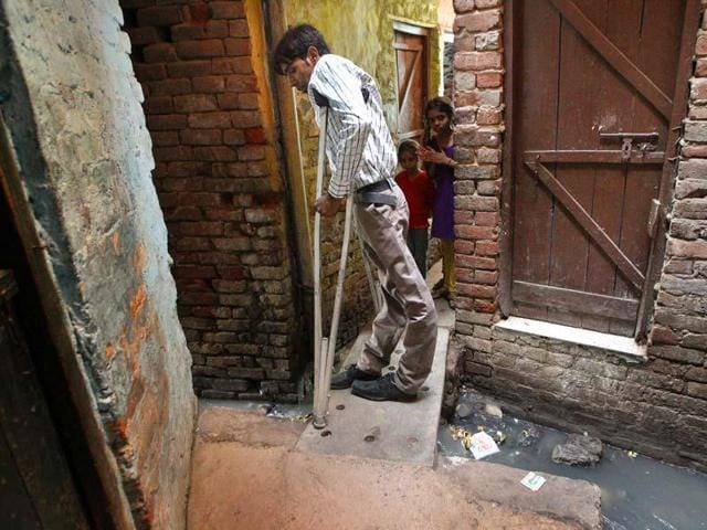 The United Nations pegs the disabled in India at 15% of the population but the census fixes it at just 2.2%. This means there are many who do not get access to the State benefits that are due to them.