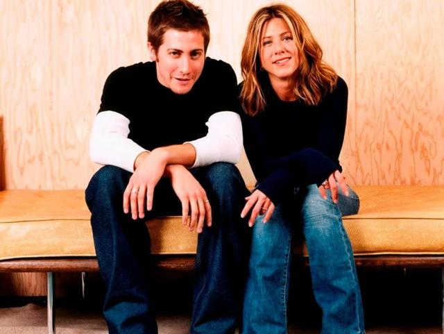 Jake Gyllenhaal and Jennifer Aniston co-starred in The Good Girl (2002).