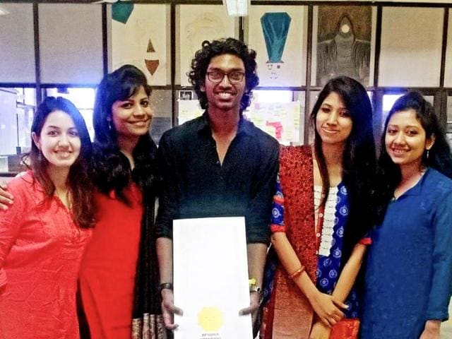 A team of five students of Indian Institute of Technology (IIT) Kanpur have developed a workshop kit to spread awareness about sexual abuse of children.