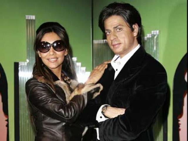 Shah Rukh Khan,Wax statue,Fan