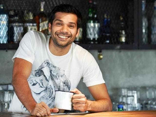 We meet the 33-year-old Neil Bhoopalam at the newly opened Juhu pub, True Tramm Trunk.
