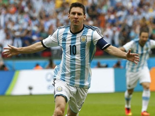 Argentina clinched the top spot as South American nations dominated the monthly Fifa rankings.
