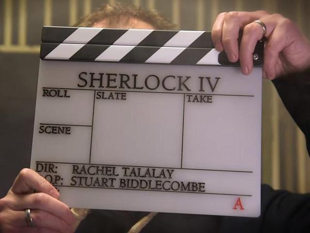 Sherlock,Mark Gatiss,Benedict Cumberbatch