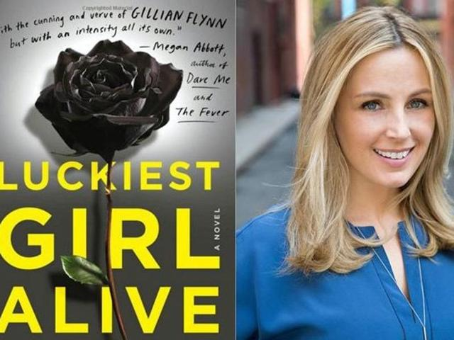 Luckiest Girl Alive,Jessica Knoll,Open Letter