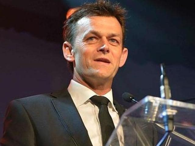 A file photo of legendary Australian wicket-keeper Adam Gilchrist.