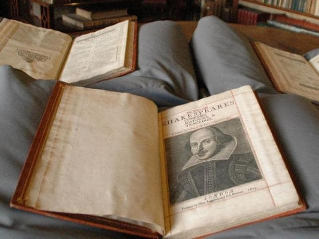 Rare copy of William Shakespeare's First Folio found on the Isle of Bute in Scotland.