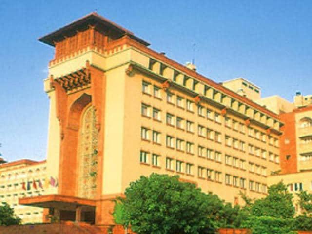 A file photo of the Ashoka New Delhi.