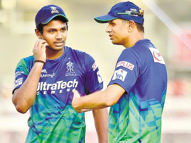 India's Under-19 coach Rahul Dravid mentored youngsters such as Sanju Samson while he was with Rajasthan Royals.
