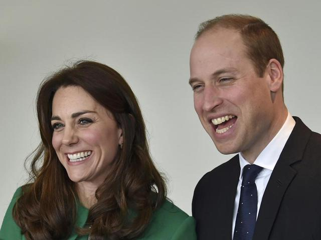 Prince William (right) and his wife Kate will be on a week-long tour of India and Bhutan. They will arrive in Mumbai next Sunday.