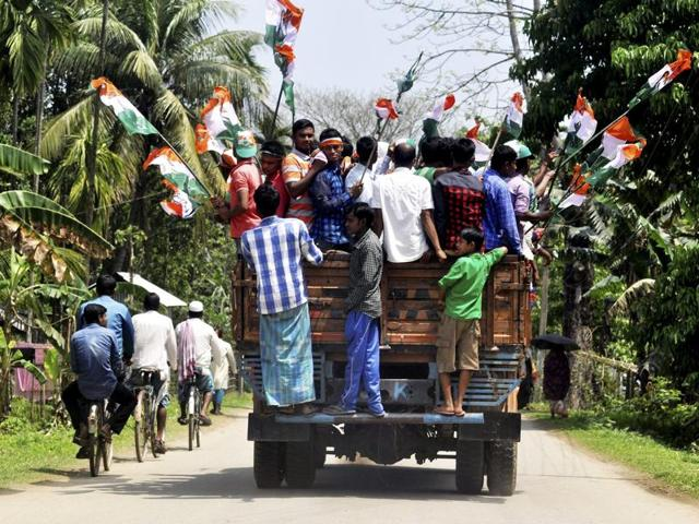 Assam elections,Election campaign,Illegal immigration