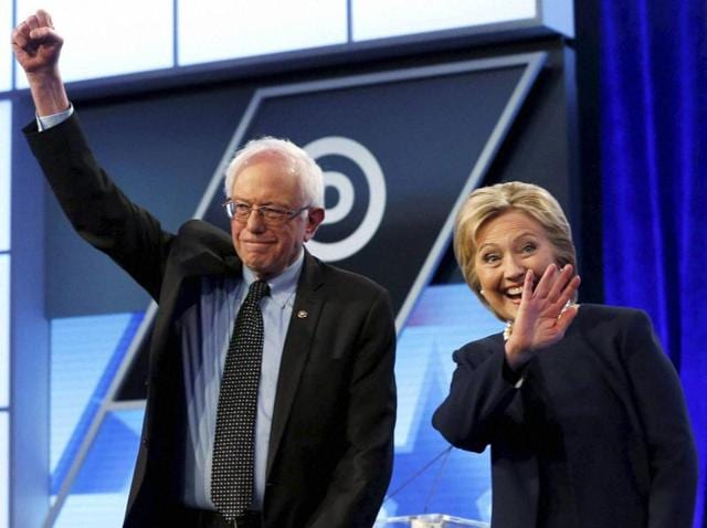 2016 US elections,Sanders vs Clinton,Hillary Clinton