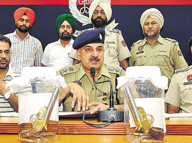 Shambhu border,Two arms suppliers arrested,Patiala