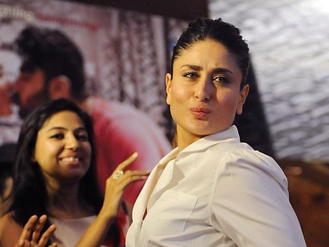 Actor Kareena Kapoor Khan says that she would love to not dress up for events.