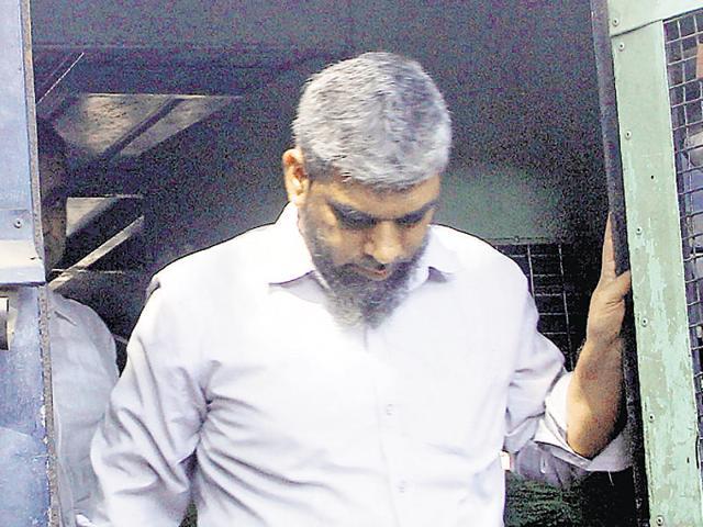 Hasib Zuber Mulla was sentenced to 10 years in prison.