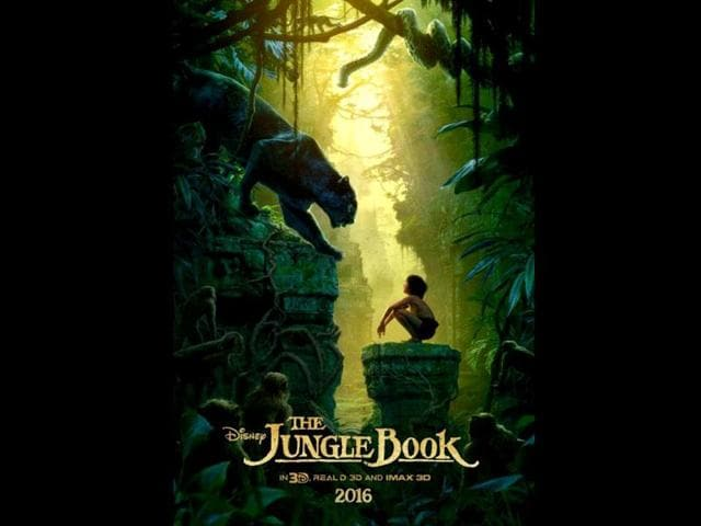 Neel Sethi plays Mowgli in Jon Favreau's The Jungle Book.