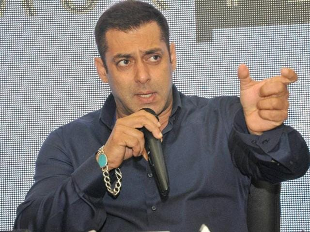 Actor Salman Khan has told the Supreme Court that his driver Ashok Singh was at the wheels when the 2002 accident took place.