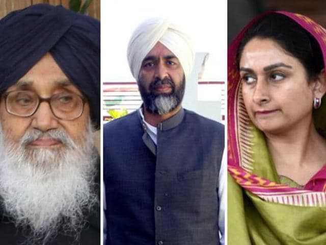 Harsimrat, who had defeated Manpreet to remain Bathinda MP in the 2014 Lok Sabha polls, was speaking at a sangat darshan (meet the people) programme in Sivia village of Bathinda district.