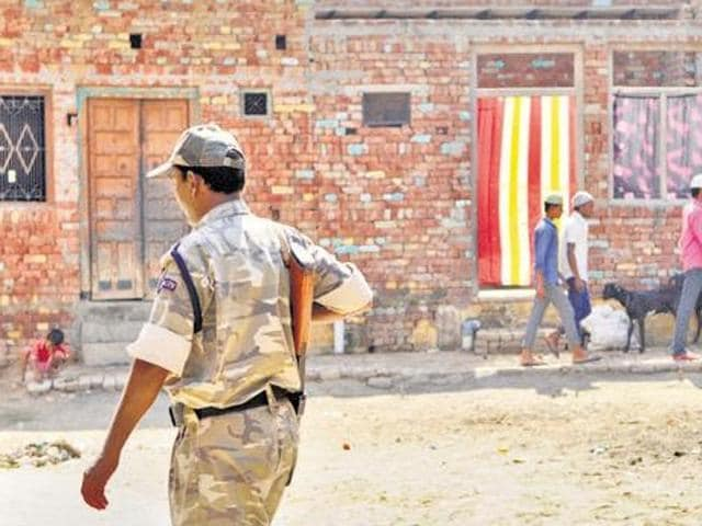 Dadri lynching,Mohd Ikhlaq,Forensic report of meat seized from Ikhaq's house