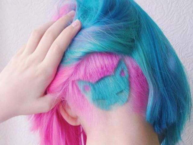 Instagram,Hair Trend,Instagram Hair Trend