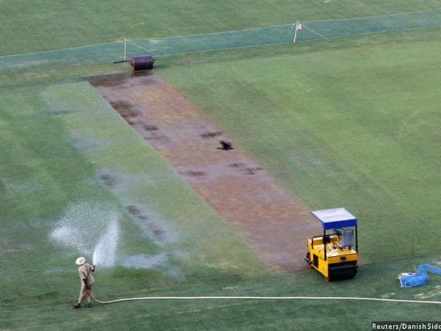 Maharashtra's three stadia–at Mumbai, Pune and Nagpur–would use 6 million litres of water for the twenty matches, according to the petitioner, an advocacy called the Loksatta Movement.