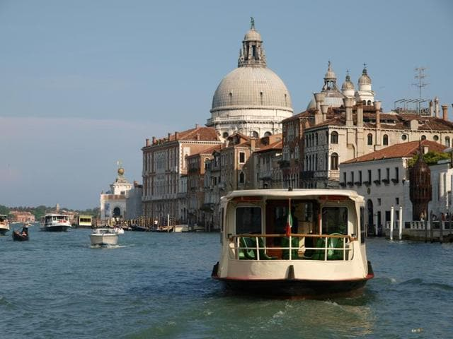 Venice's public transport company is set to announce a new boarding system for the vaporetto.
