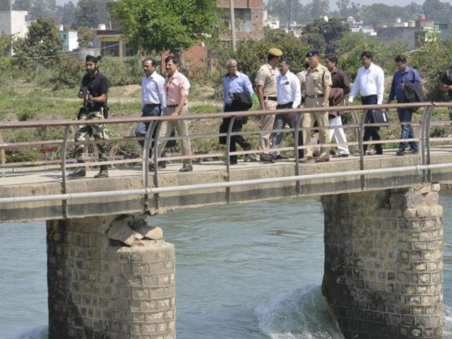 Pathankot attack,Joint investigation team,NIA evidence