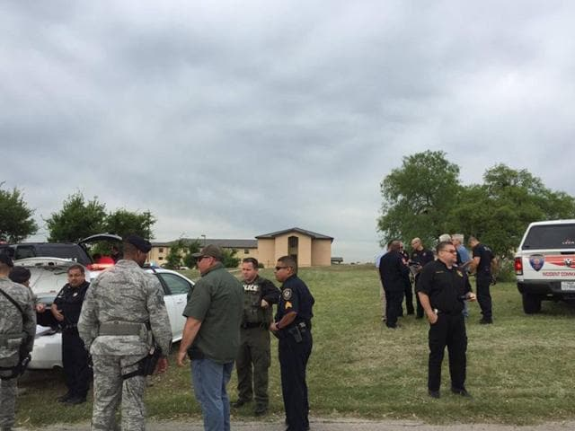 Murder-suicide at Texas Air Force base
