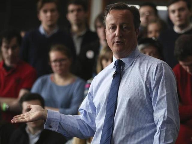 David Cameron said he sold the stake in the Bahamas-based trust in 2010, four months before he became prime minister, in an interview with television channel ITV.